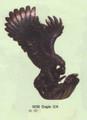 """PT09256 - 10"""" Bronze-finished Eagle in Flight"""
