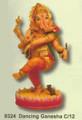 "PT09324 - 8"" Dancing Ganesha"