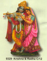 """PT09329 - 8"""" Krishna and Radha"""