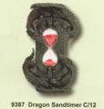 "PT09387 - 8"" Dragon Sandtimer"