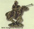 "PT09414 - 8.5"" Knight On Horse"
