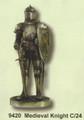 """PT09420 - 7"""" Medieval Knight"""