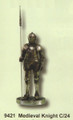 """PT09421 - 7"""" Medieval Knight"""