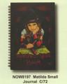 "PTNOW8197 - 8.5"" Matilda Small Journal"