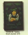 "PTNOW8198 - 8.5"" Tabitha Small Journal"