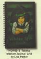 "PTNOW8213 - 10"" Tabitha Medium Journal"