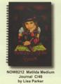 "PTNOW8212 - 10"" Matilda Medium Journal"