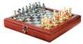 "YTC6260 - 1.75"" Small Chess Box with Hinge for 2"" pieces"