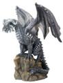 YTC8052 - Dark Dragon on Rock