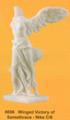 "PT08698 - 10"" Winged Victory of Samothrace - Nike"