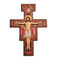 "PT09377 - 12"" San Damiano Wall Crucifix"