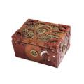 "PT09636 - 7.75"" Steampunk Clockwork Trinket Box"