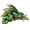 "RETIREDQS289680 - 3"" The Gothic Dragon of Mordiford Statue"