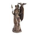 """PT10056 - 10"""" Bronze-finished Athena"""