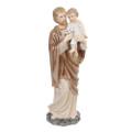 """PT10127 - 11.5"""" Saint Joseph with Baby Jesus"""
