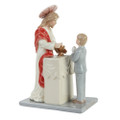 "PT10156 - 7.25"" Jesus with Communion Boy"