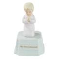 "PT10161 - 5.25"" First Communion Girl Music Box"