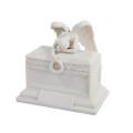 "PT09887 - 5.5"" Angel of Bereavement Keepsake Urn"