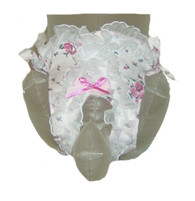 Pink Rose Dog Diaper,in Heat Female Diaper