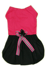 Pink Delight Dog Dress