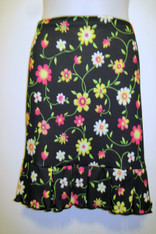 Short and Sassy Crazy Daisy Skirt