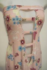 Short Butterfly Tube Dress