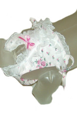 Pink Rose Dog Diaper