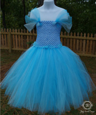 Southern Belle Tutu, Princess Tutu Dress