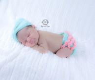 Newborn Turban Hat