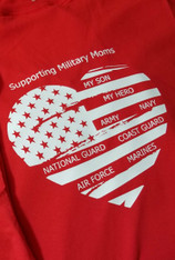 Supporting Military Moms on RED, Classic