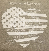 Supporting Military Moms on GREY, Small SON