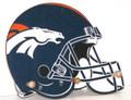 Denver Broncos Cap & Jacket Peg Hanger