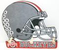 Ohio State Cap & Jacket Peg Hanger