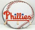 Philadelphia Phillies Cap & Jacket Peg Hanger