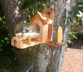 Squirrel Feeder with Dual Corn Holders (FREE SHIPPING)