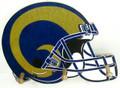 St. Louis Rams Cap & Jacket Peg Hanger