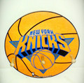 New York Knicks Cap & Jacket Peg Holder