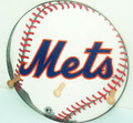 New York Mets Cap & Jacket Peg Hanger