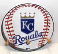 Kansas City Royals Cap & Jacket Peg Hanger
