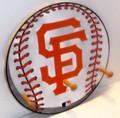 San Francisco Giants Cap & Jacket Peg Hanger