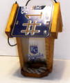 Kansas Royals #1 Fan  Bird Feeder