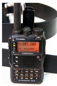 YAESU VX-8DR HANDHELD HAM RADIO TRANSCEIVER DUAL BAND SUBMERSIBLE VX-8R $40  Mail