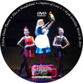 Atlanta Dance Theatre Alice in Wonderland 2015: Saturday 3/28/2015 7:30 pm DVD