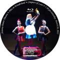 Atlanta Dance Theatre Alice in Wonderland 2015: Saturday 3/28/2015 7:30 pm Blu-ray
