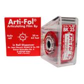 Arti-Foil Articulating Film BK25