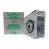 Arti-Fol Metallic One-Sided Articulating Film Green BK32