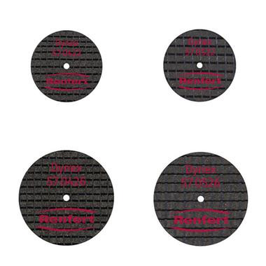 Renfert Dynex Separating Discs for Non-Precious Alloys