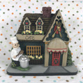 Vintage Brandywine Collectibles Cafe Cottage Pig Chef Signed Numbered Marlene Whiting - 1998