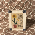 Honor Gifts Country Blessings The Best Antiques are Old Friends Small Wood Sign