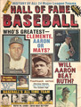 VTG Hall of Fame Baseball Special Edition Magazine All Time Team Clemente 1974